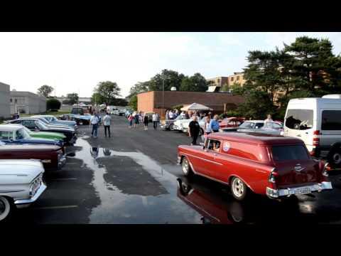 Lincoln Highway Centennial Tour Stop - Alsip, IL