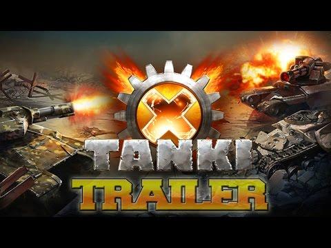 Tanki X | Trailer
