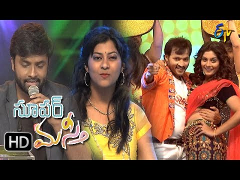 Super Masti Journey | 9th July 2017 | |Full Episode | ETV Telugu