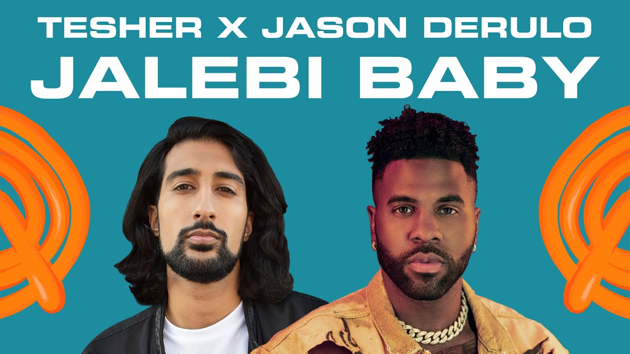 Download Tesher x Jason Derulo - Jalebi Baby (Visualizer)
