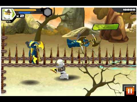 Ninjago Spinjitzu SnakeDown GamePlay Part 7 - YouTube