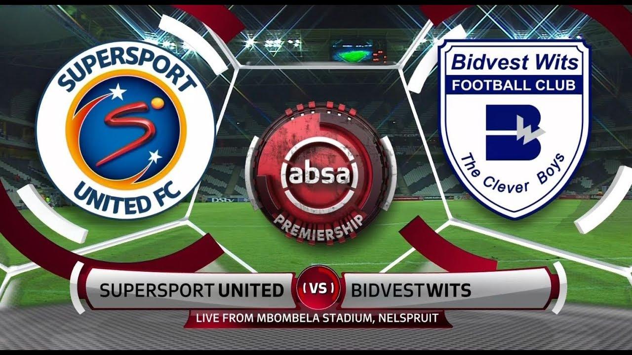 Absa Premiership 2018/19 | SuperSport United vs Bidvest Wits