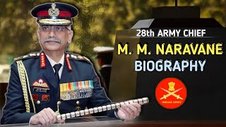General Manoj Mukund Naravane Biography | India's 28th Chief Of Army Staff - Indian Army New Chief