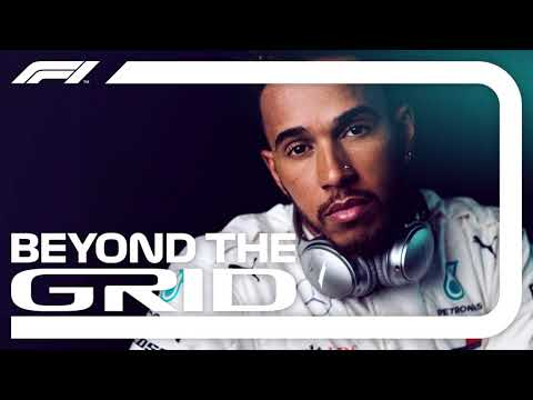 Lewis Hamilton Interview | Beyond The Grid | Official F1 Podcast