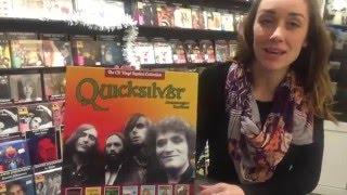 Quicksilver CD Boxset from Culture Factory USA