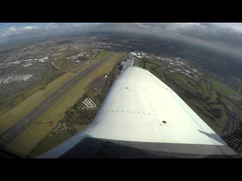 Flight Around Filton Airfield