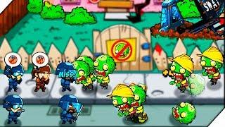 ЗОМБИ ПРОТИВ СПЕЦНАЗА - Игра Swat And Zombies. Андроид игры про зомби