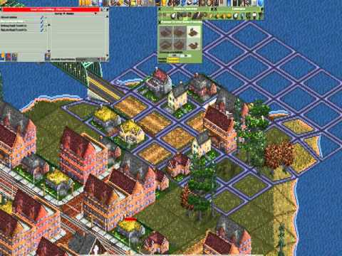 TAKIN' IT TO THE STREETS! OpenTTD (S09, EP01)