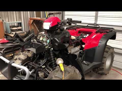 Honda Foreman 500 ES Shift Problem - Easy Fix!