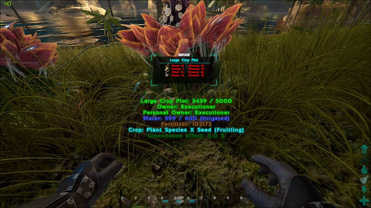 Plant Species X - Official ARK: Survival Evolved Wiki