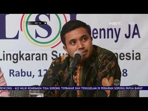 LSI Membeberkan Hasil Survei Elektabilitas Partai Politik - NET 24