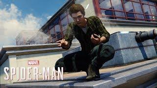 Spider-Man PS4: Peter Parker Suit/Free Roam (Mod)