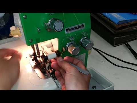 Hướng Dẫn Sử Dụng Máy Vắt Sổ Gia Đình MammyLock ML 603
