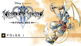 Der erste Tag ♦ #1 ♦ Let's Play Kingdom Hearts 2 (Final Mix)