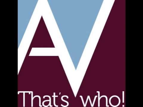 Aston Villa That's Who (Villa Song) – by The Villa Decree