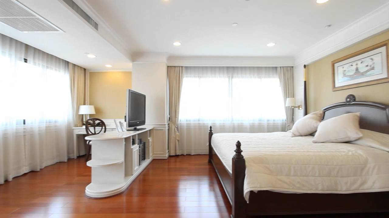 4 bedroom apartment for rent at center point sukhumvit i bangkok condo finder youtube. Black Bedroom Furniture Sets. Home Design Ideas