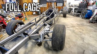 Building A Custom Single Seater Supercar Part 4