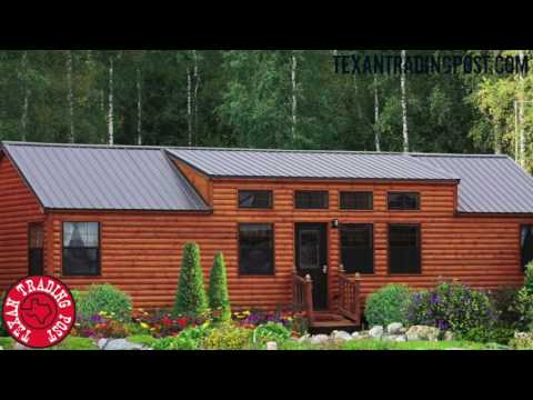 Texan Trading Post - Cabin Video