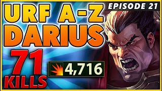 4,716 DMG CRIT!! PERSONAL KILL RECORD!!!  BunnyFuFuu | League of Legends | URF