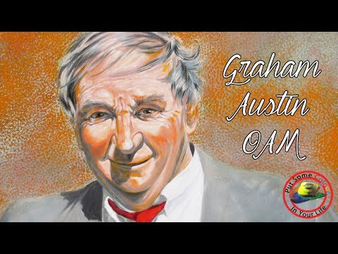 Fine Art Tips with Graham Austin OAM on Colour In Your Life