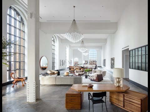 Inside a $40 MILLION NYC Luxury Penthouse Apartment