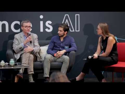 Panel at France is AI 2017: AI rethinking manufacturing