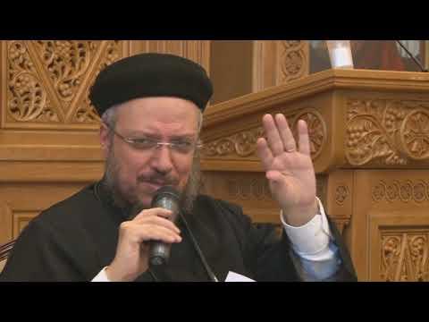 مؤتمر 'التشبه بالمسيح' القمص/ داود لمعي - المحاضرة الثانية 20 اكتوبر2017