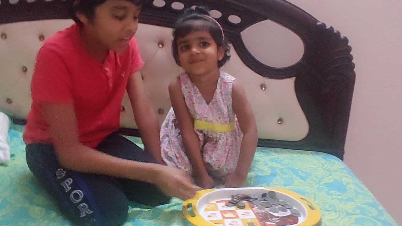 Nursery ( 3 yrs  kid learning ) activity 4