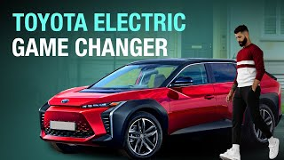 ALERT: Brand NEW Toyota First All-Electric Car - BZ SUV