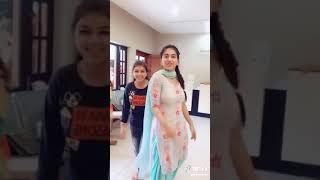 Sarthi k | phone mila bhtha | tik tok video