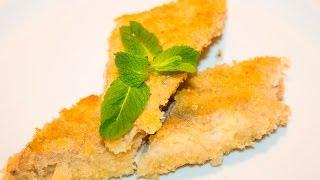 Тунец жареный в льезоне рецепт - Tuna roasted recipe