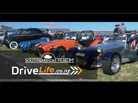 Southward Car Museum Open Day 2016 - Drive Life NZ
