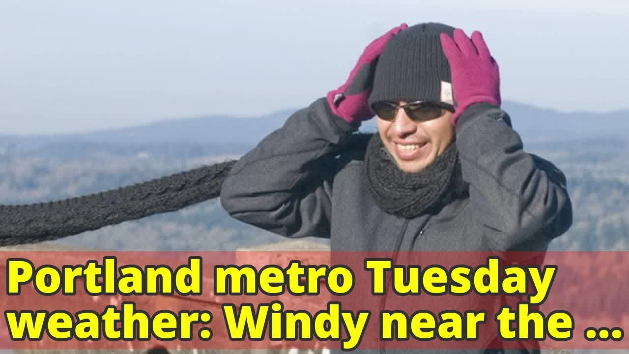 Portland metro Wednesday weather: Gorge gets high winds today, freezing rain ...