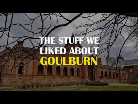 Goulburn NSW: Australia's oldest inland city
