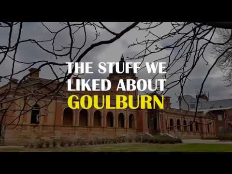Goulburn NSW: Australia's oldest inland city - goulburn