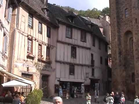 Peter Marshall's France 7 Part 6 Rodez to Chalus