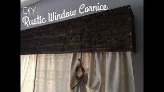 Rustic Cornice