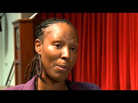 Chamique Holdsclaw Talks On Campus