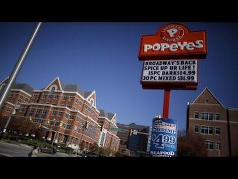 Popeyes CEO on $15 minimum wage