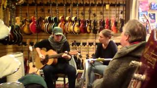 No1 Guitarshop - Musik i Butik - Emil Ernebro & Zandra Mårtensson I