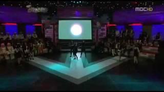 2008 star dance battle p.7 (Girls Generation vs Jewelry & Comedian and Junjin vs Boom (Kara parody))
