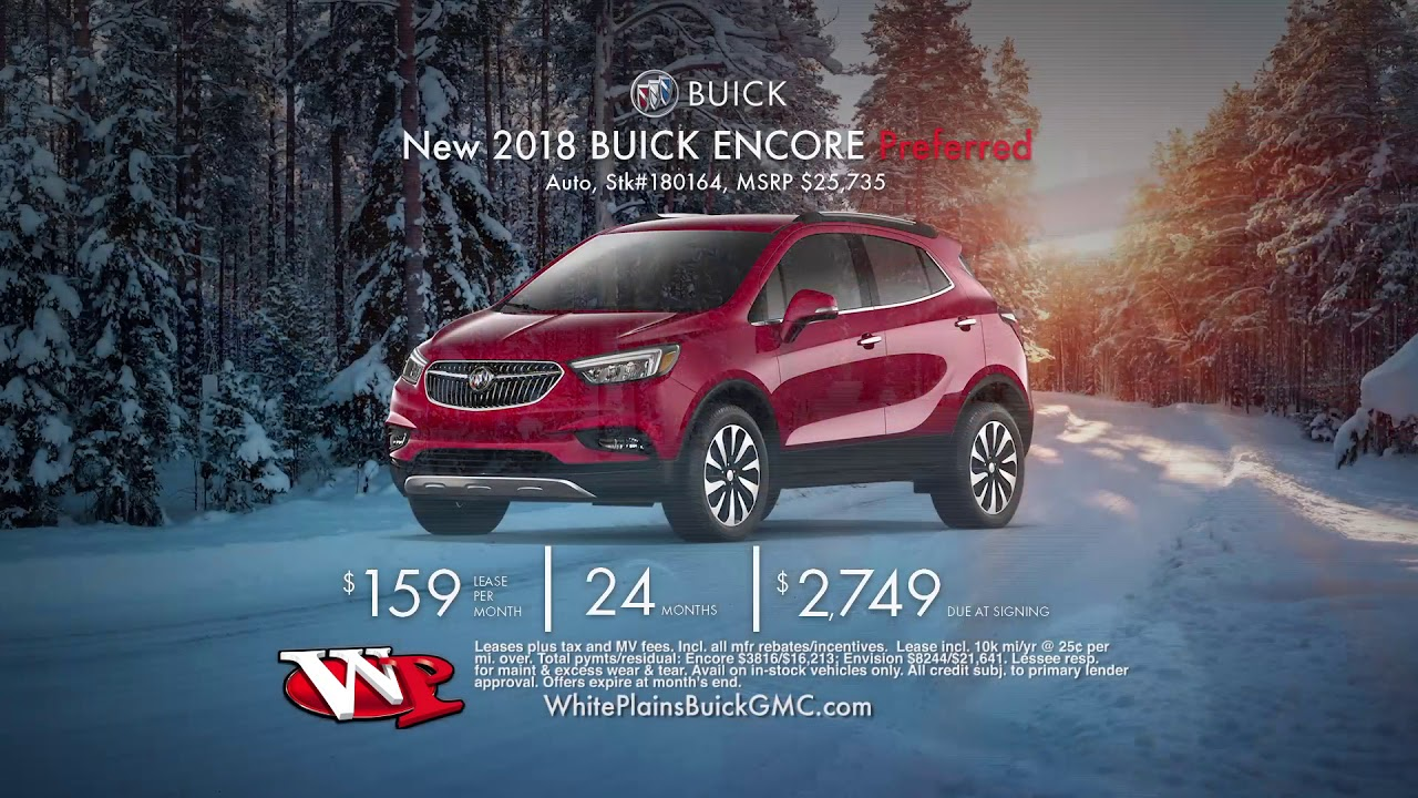 Exceptional Buick Encore Buick Envision Commercial December 2017