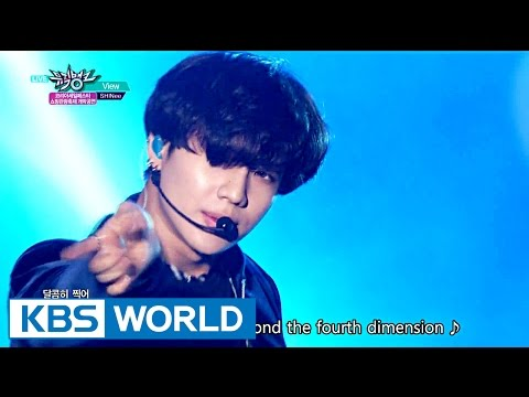 SHINee - Beautiful (아름다워) / View [Music Bank / 2016.09.30]