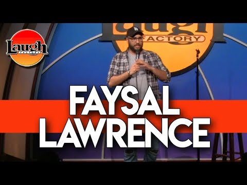 Faysal Lawrence | Wet Dream | Laugh Factory Stand Up Comedy