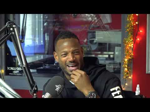 Marlon Wayans talks Peeing In The Shower, Sensitive People, and more!