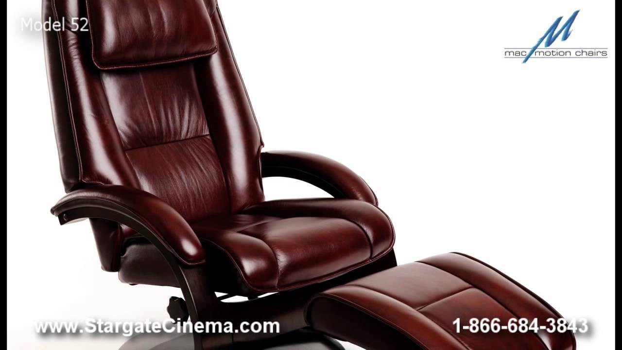 Mac Motion Euro Recliners   YouTube