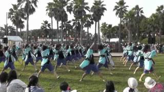 湘南工科大学附属高等学校ダンス部で出演しました! 11th×12thの南中ソーランです! 振り付け担当:minako&saori 構成担当:mone&fujikaho.