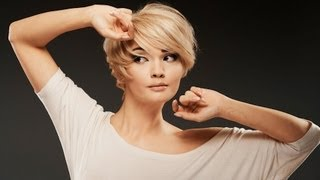 Best Short Haircuts For An Oval Face | Short Hairstyles