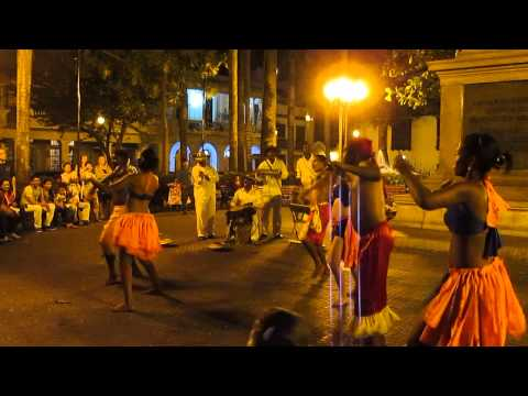 Colombia - Cartagena Street Music, 3 of 4