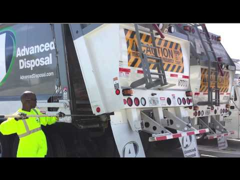 Start Fresh With Advanced Disposal!